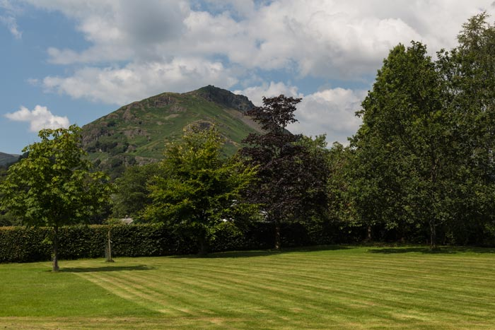 Glenthorne Gardens and Helm Crag
