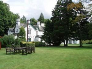 Glenthorne and gardens